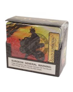 Acid Krush Classics Gold Sumatra 5/10 Cigar Box