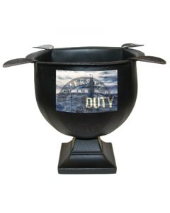 Armed Forces Duty Stinky Ashtray