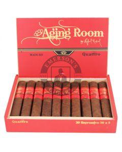 Aging Room Quattro Maduro Espressivo Box 20