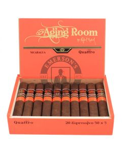 Aging Room Quattro Nicaragua Espressivo Box 20