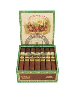 AJ Fernandez New World Cameroon Double Robusto 5 Cigars