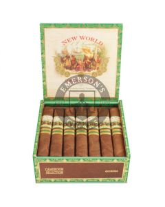 AJ Fernandez New World Cameroon Gordo 5 Cigars