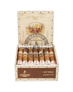 AJ Fernandez New World Connecticut Robusto 5 Cigars