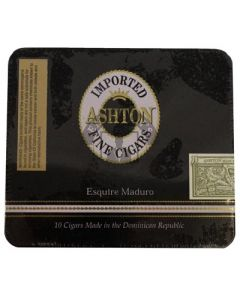 Ashton Classic Esquire (Maduro) Tin of 10