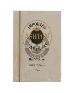 Ashton Half Corona 5 Cigars