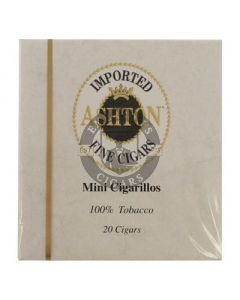 Ashton Cigarillos Mini 20 Pack