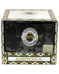 Ashton Classic Esquire (Maduro) Box 100 (10/10 Pack)