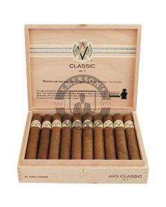 Avo Classic #2 5 Cigars