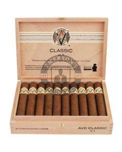 Avo Classic #9 5 Cigars