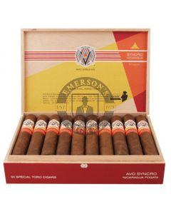 Avo Syncro Fogata Special Toro 5 Cigars