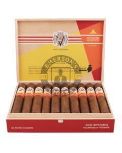 Avo Syncro Fogata Toro 5 Cigars