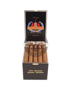 Baccarat Nicaragua Toro Box 25