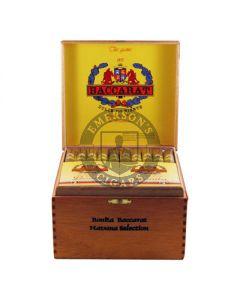 Baccarat Bonitas Box 60 (12/5 Pack)