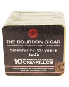 Original Bourbon Cigarillos 10/10pk Box