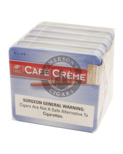 Cafe Creme Blue Box 5 Pack