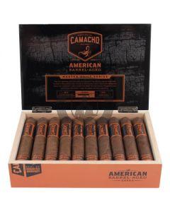 Camacho American Barrel-Aged Gordo 5 Cigars