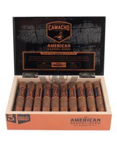 Camacho American Barrel-Aged Robusto 5 Cigars