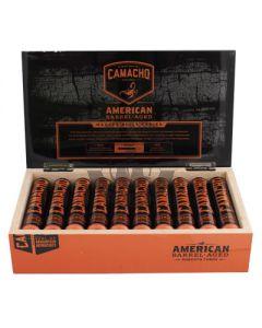 Camacho American Barrel-Aged Robusto Tubo 5 Cigars