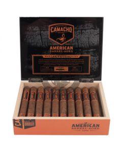 Camacho American Barrel-Aged Toro 5 Cigars
