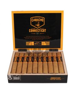 Camacho Connecticut Toro Box Pressed Box 20