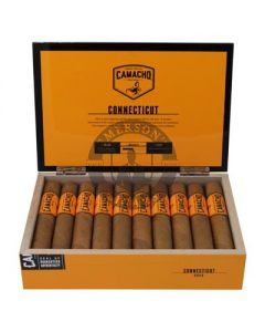 Camacho Connecticut 6X60 5 Cigars