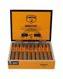 Camacho Connecticut Toro 5 Cigars