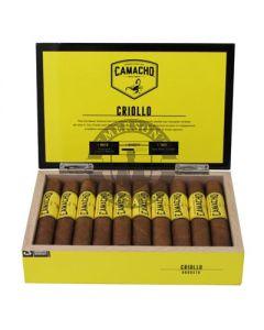 Camacho Criollo Robusto 5 Cigars