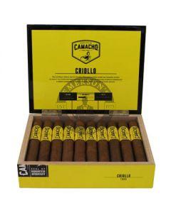 Camacho Criollo Toro 5 Cigars