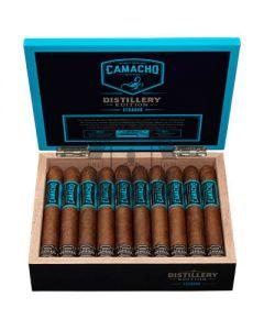 Camacho Ecuador Distillery Edition Toro 5 Cigars