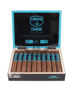 Camacho Ecuador Toro Box Pressed Box 20