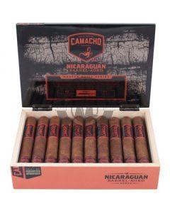 Camacho Nicaraguan Barrel-Aged Gordo 5 Cigars