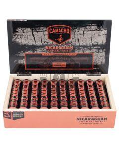 Camacho Nicaraguan Barrel-Aged Robusto Tubo 5 Cigars