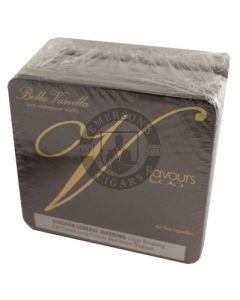 CAO Flavours Bella Vanilla Cigarillo Tin of 10