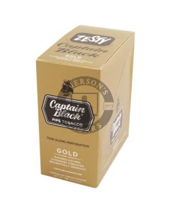 Captain Black Gold Pipe Tobacco 6/1.5 Ounce Box