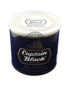 Captain Black Blue (Royal) Pipe Tobacco 12oz Tin