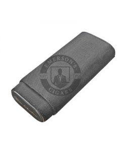 Don Salvatore Ballistic 3 Finger Cigar Case Grey