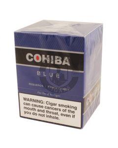 Cohiba Blue Pequeno Box 30 (5/6 Pack Tins)