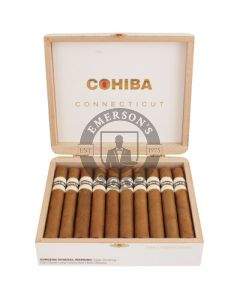 Cohiba Connecticut Toro Box 20