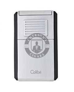 Colibri Lighter Astoria Chrome Black