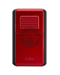 Colibri Lighter Astoria Red Black