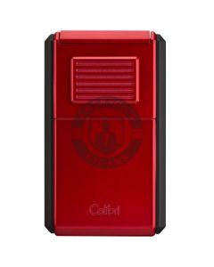 Colibri Lighter Astoria Red Black