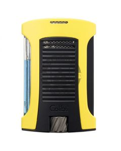 Colibri Lighter Daytona Yellow