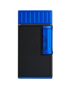Colibri Lighter Julius Classic Black/Blue