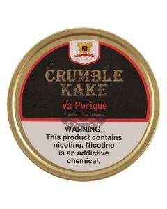 Crumble Kake Virginia Perique 1.5oz Tobacco Tin