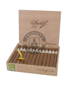 Davidoff Signature No. 2 Box 25