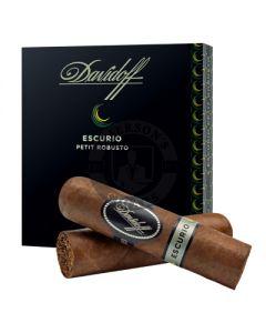 Davidoff Escurio Petit Robusto 4 Pack