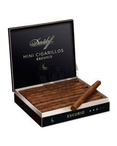Davidoff Mini Cigarillo Escurio Box 100 (5/20 Pack)