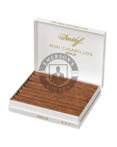 Davidoff Mini Cigarillo Gold 20 Pack