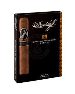 Davidoff Nicaragua Box Pressed Robusto 4 Pack