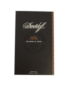 Davidoff Nicaragua Robusto 4 Pack